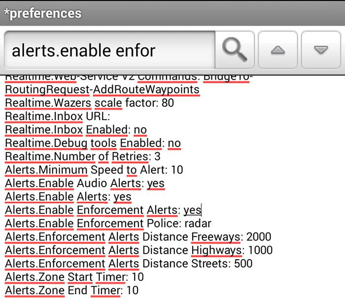 Waze preferences edit 700px