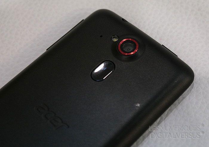 Prise en main du Acer Liquid Z4