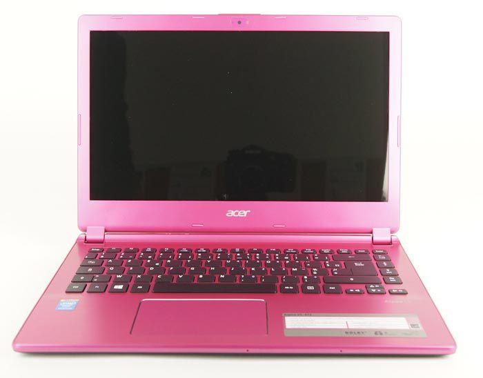 Acer Aspire V rose