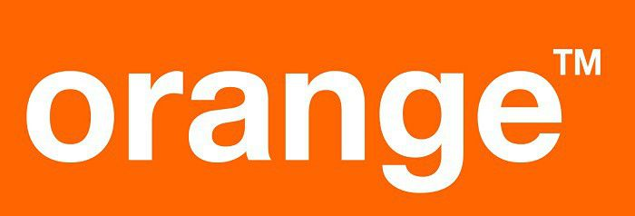 Orange logo large