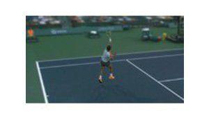 Un match de tennis filmé sous tous les angles