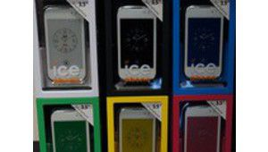 Ice Watch lance ses propres smartphones et une tablette