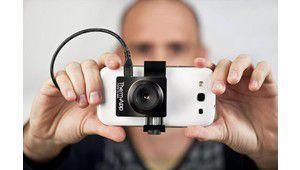 Therm-App: une caméra infrarouge pour les smartphones