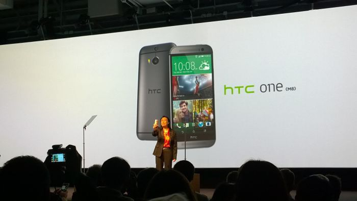 Htc one M8 opt