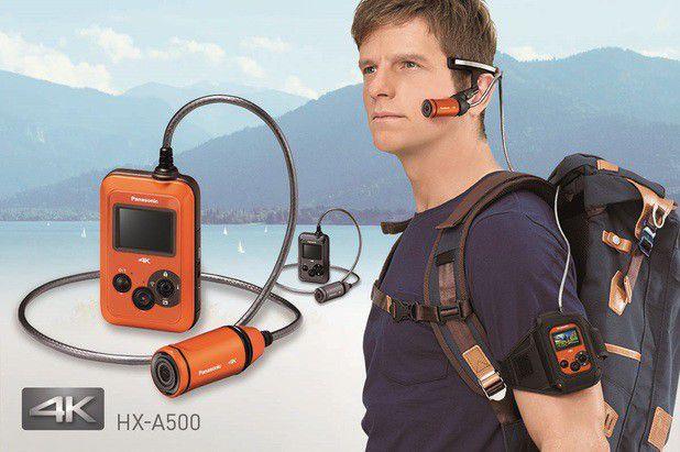 4k camcorder panasonic hx a500