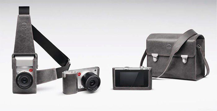 LeicaT leather