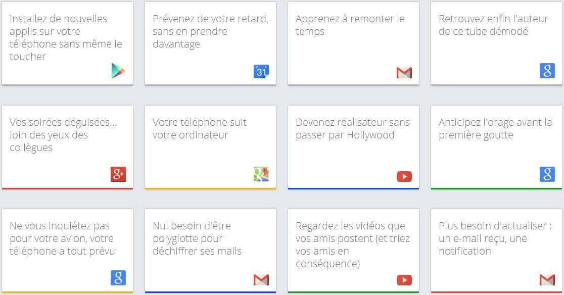 Google astuces