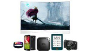 7 jours de tests : LG G2 Mini, LG 55EA970V, Child of Light, Gear Fit