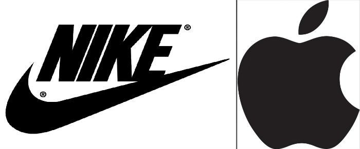 Nike et Apple