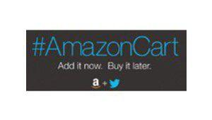 Amazon introduit l'ajout au panier via Twitter