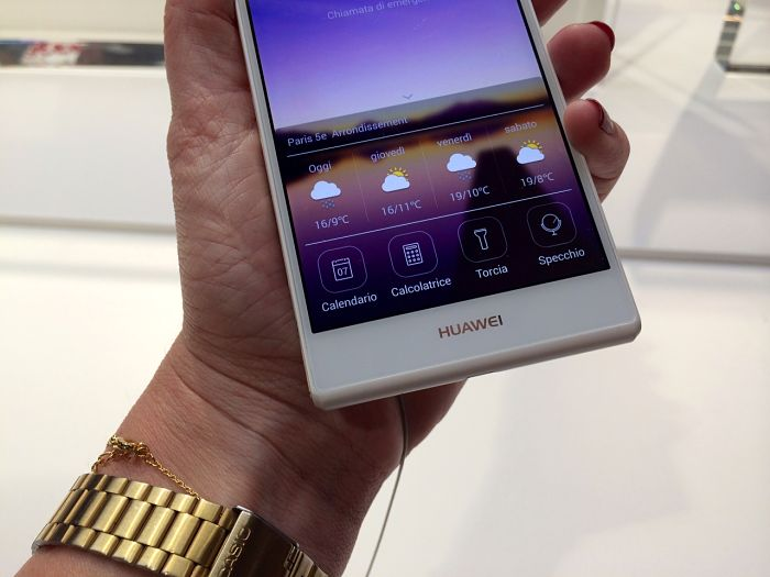 Huawei ascend P7 photo opt