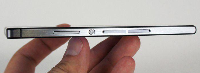 Huawei p7 profil bleu