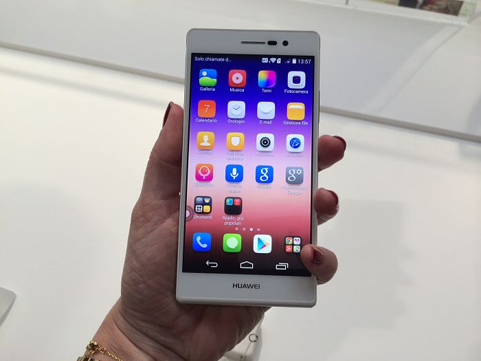 Huawei ascendP7 opt
