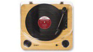Ion Max LP: platine vinyle à tout faire avec haut-parleurs intégrés