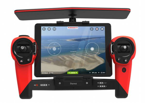 Skycontroller tablet