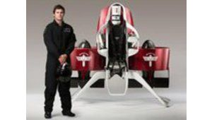 Martin Jetpack: le scooter des airs