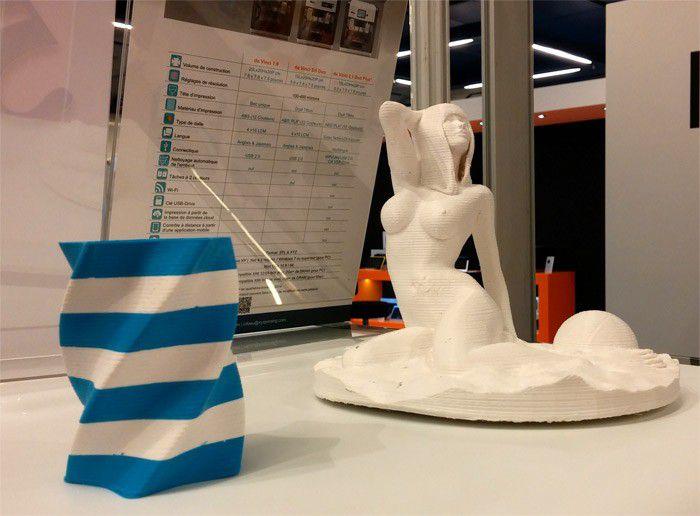XYZprinting da Vinci 1 0 torsade