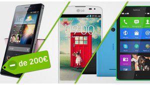 MedPi – 6 smartphones sur 10 vendus le sont à moins de 200€