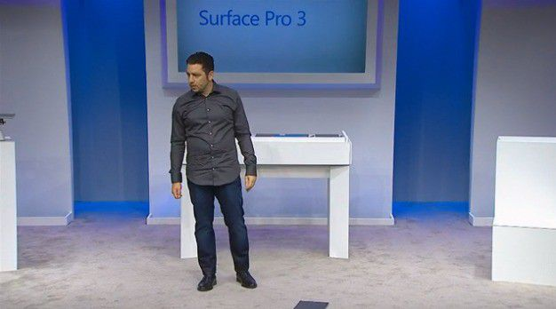 Live Webcast  Microsoft Surface Event(17)