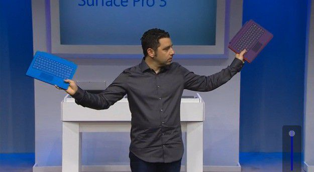 Live Webcast  Microsoft Surface Event(23)