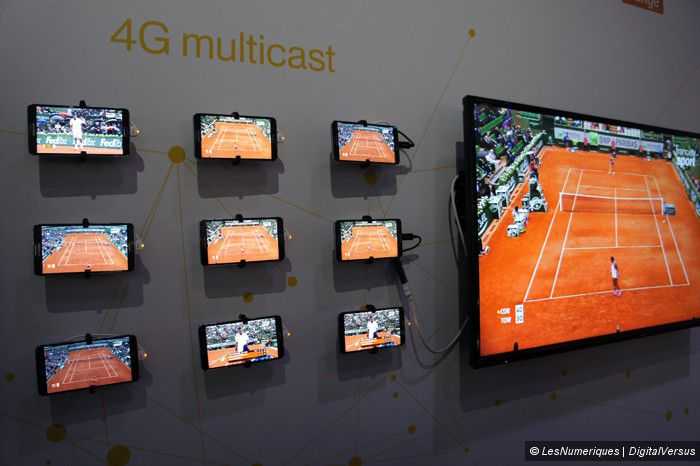 Orange 4G multi wall