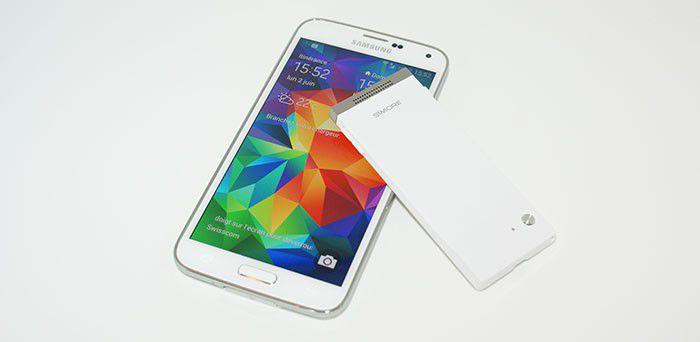 Adaptateur Bluetooth triple SIM SIMore G1-BlueBox et G2-BlueBox pour iOS et Android