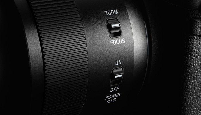 FZ1000 lens