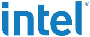 Intel logo CUT