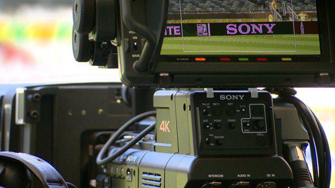 Sony 4k football