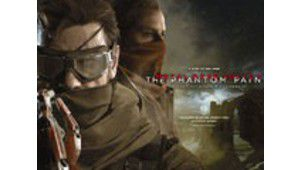 E3 – MGS The Phantom Pain, nos impressions