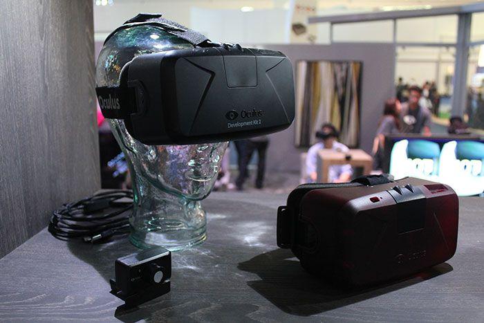 E3 2014 Oculus Rift DK2