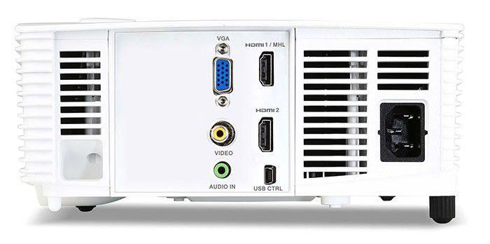 Acer h6520hd connectique
