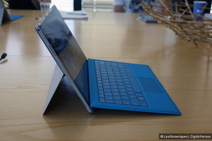 Surface Pro 3 2 7