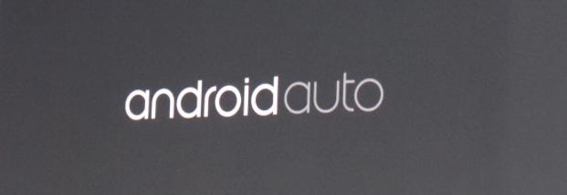 Android Auto, logo