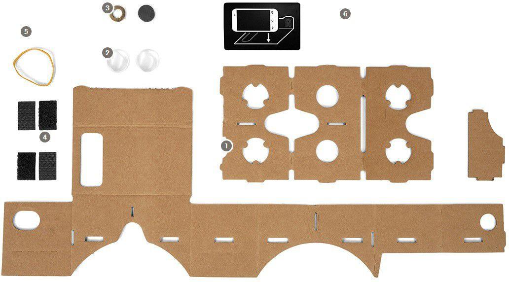 Kit Cardboard