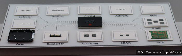 Samsung 850 pro exp