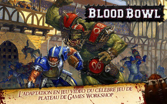 Blood Bowl adpatation 700