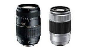 Soldes – Tamron 70-300 mm à 75€ et Fujinon 50-230 mm à 200€