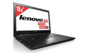 Soldes – 249€ l'ordinateur Lenovo G50015.6