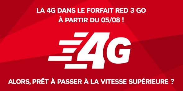 Red 3Go 4G août