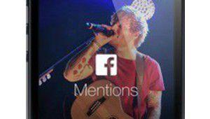 Facebook lance Mentions, un simili-Twitter pour célébrités