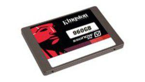 Kingston SSDNow V310, un SSD de 960 Go d'entrée de gamme