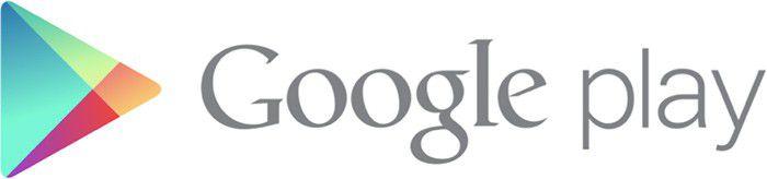 Logo Google play l