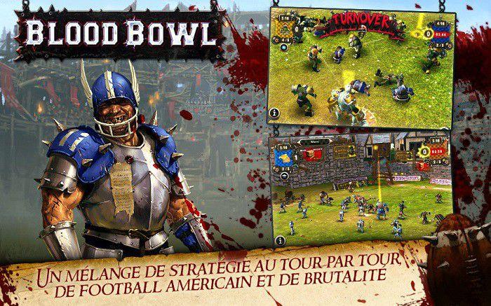 Blood Bowl tablettes 700