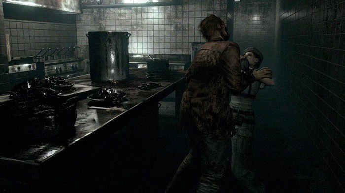 Resident Evil remake PS3 Xbox 360 700