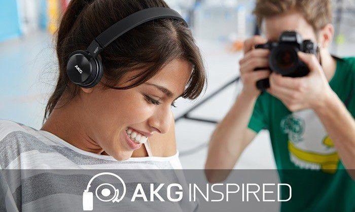 AKG inspired