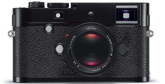 Leica M P front