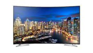 Samsung HU7100 et HU7200, quatre nouveaux TV UHD incurvés