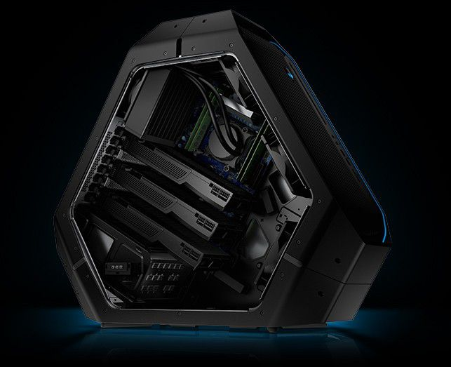 Pc alienware area 51 2014