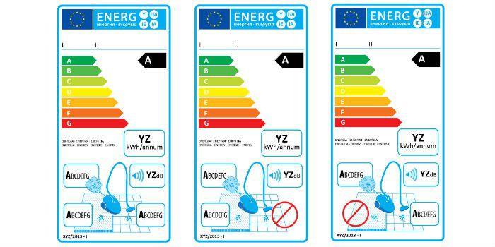 Etiquettes énergie